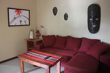 The villa el nido full house for Living room karaoke
