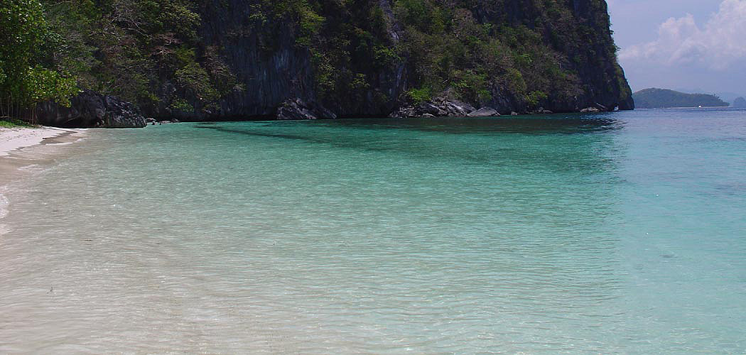 <div>Glorious beaches</div>