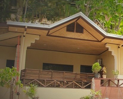 Strange House For Rent Accomodation El Nido Full House Interior Design Ideas Ghosoteloinfo